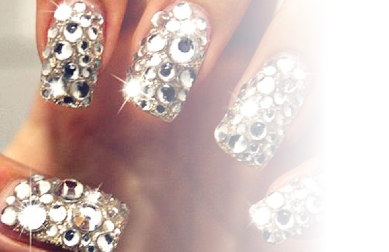 P3 Nail & Beauty Academy - Bling